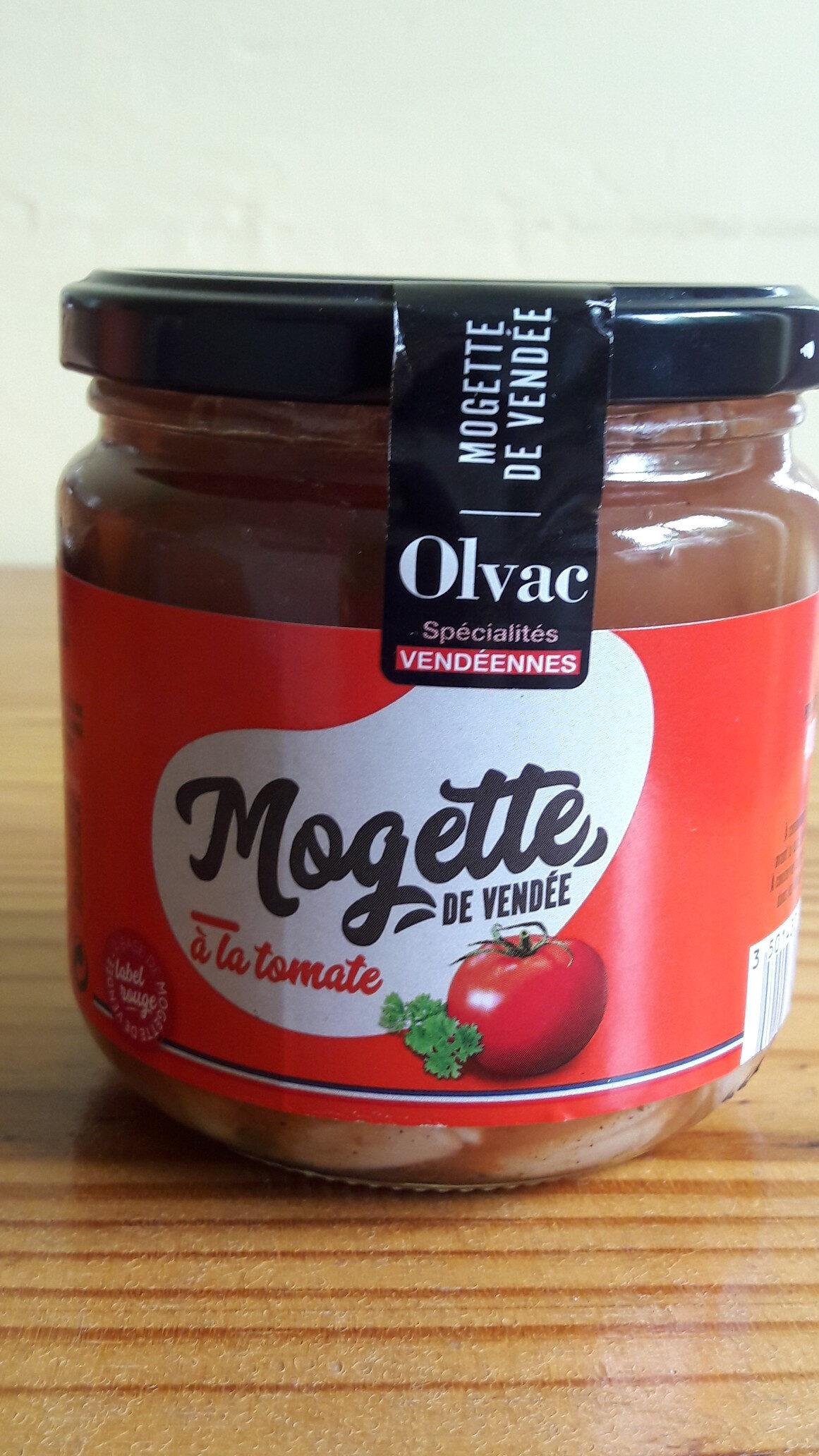 Mogettes cuisinees a la tomate - Produit - fr