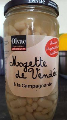 Mogette de Vendée à la campagnarde - Produit