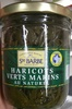 Haricots verts marins au Naturel - Product