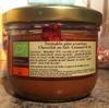 Pâte à tartiner Bio sans huile de palme, sans gluten - Produit