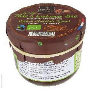 Véritable pâte à tartiner bio - Produit - fr