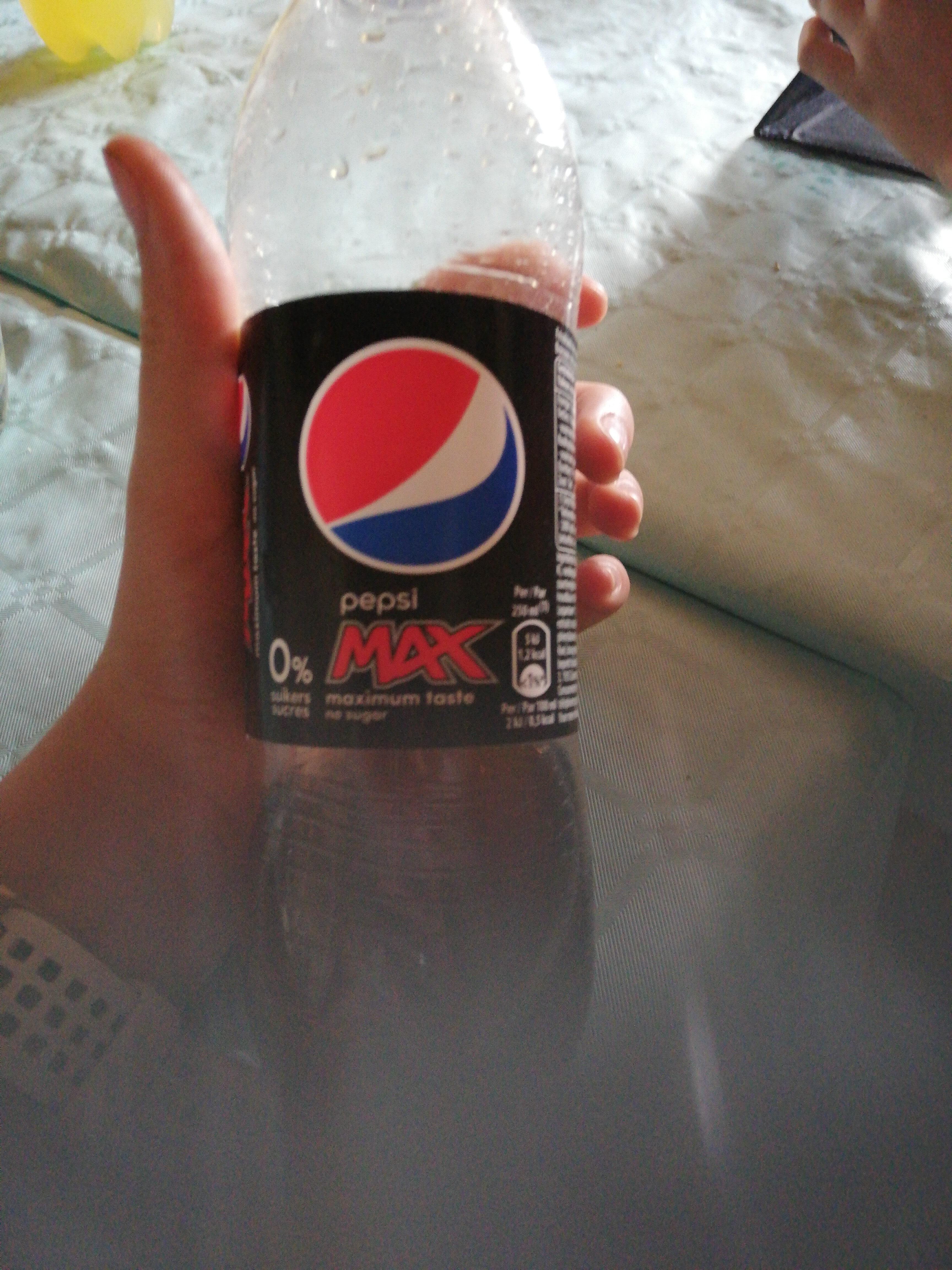 Pepsi Max - Product - nl