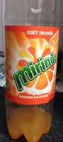 Blle Pet 2L Mirinda Orange - Produit