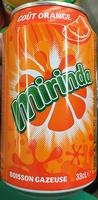 Goût Orange - Produit - fr