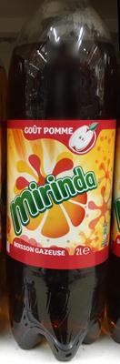 Mirinda Boisson gazeuse goût pomme 2 L - Produit - fr