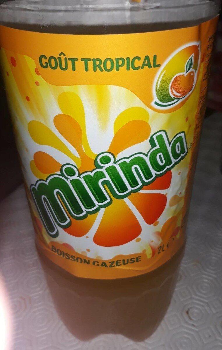Mirinda Boisson gazeuse goût tropical 2 L - Prodotto - fr