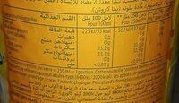 Mirinda Boisson gazeuse goût tropical 2 L - Valori nutrizionali - fr