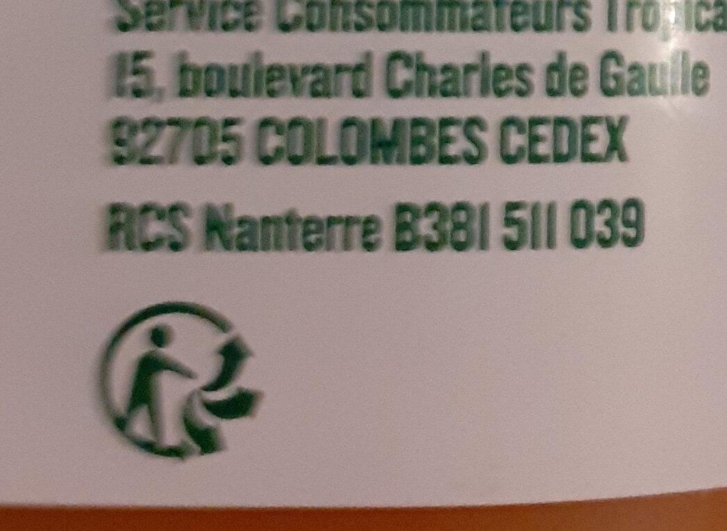 Multivitamines - Istruzioni per il riciclaggio e/o informazioni sull'imballaggio - fr