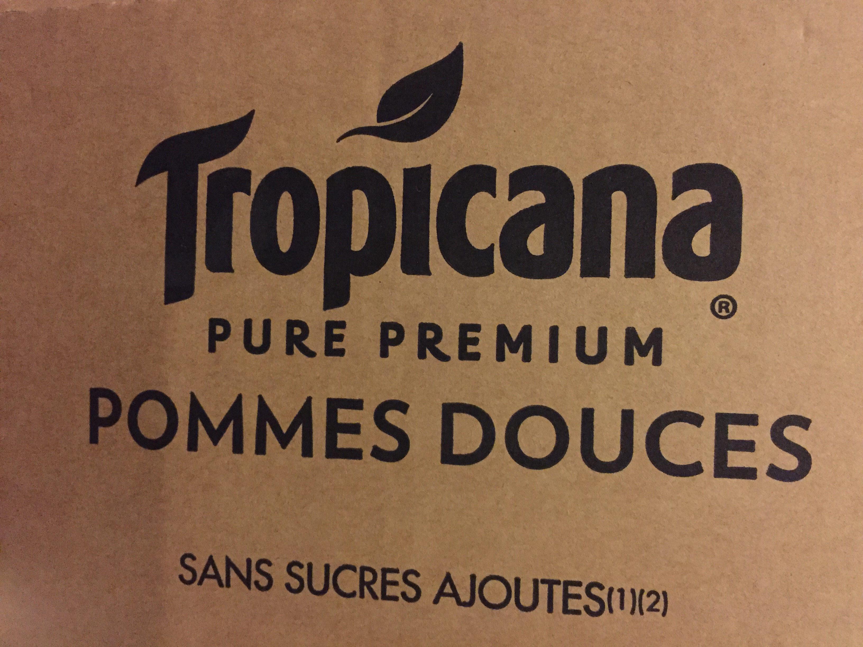 Pure Premium Pommes douces - Product - fr
