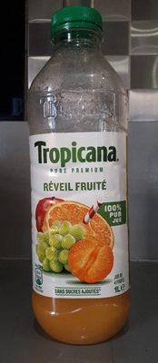 Pure Premium Réveil fruité 100% pur jus - Product