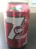 7up Cherry - Produit