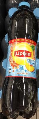 Ice Tea saveur pêche Zero Sucres - Produit - fr