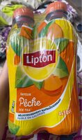 Lipton Ice Tea saveur pêche 4 x 50 cl - Prodotto - fr