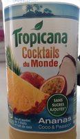 Cocktails du Monde - Product - fr