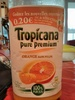 Jus d'Orange Pure Premium sans pulpe - Prodotto
