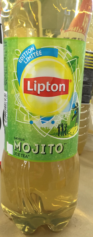 ice tea saveur mojito lipton 1 5 l. Black Bedroom Furniture Sets. Home Design Ideas