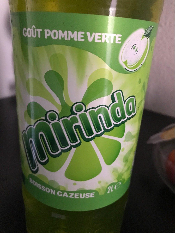 Mirinda Boisson gazeuse goût pomme verte 2 L - Prodotto - fr