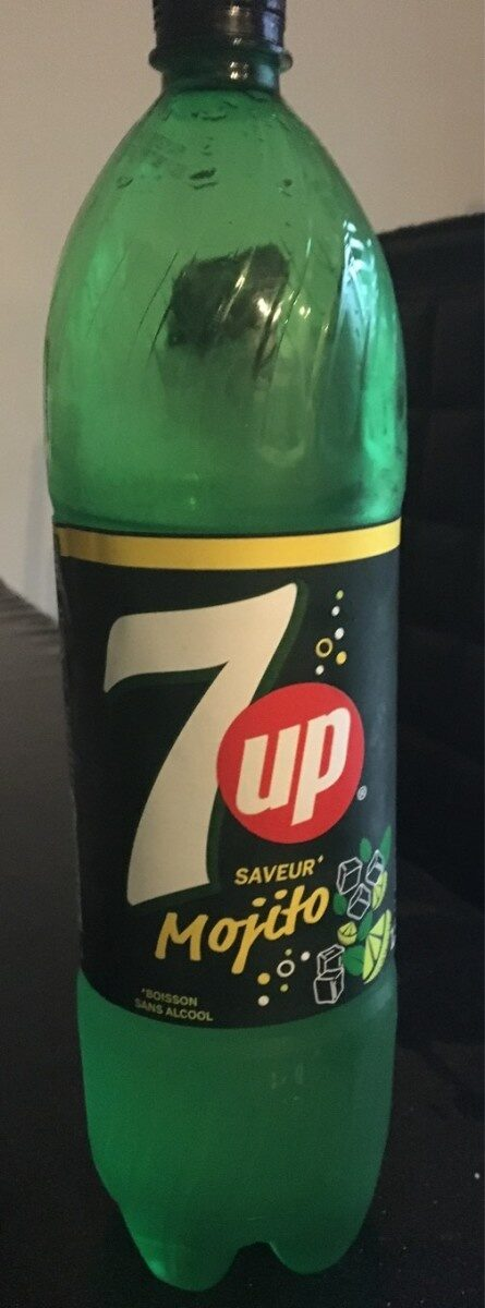 7 Up saveur Mojito - Product