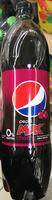 Pepsi Max Cherry* (*saveur cerise) - (0 % sucres) - Produit