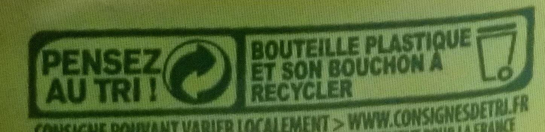 Jus d'orange Pur Premium sans pulpe - Istruzioni per il riciclaggio e/o informazioni sull'imballaggio - fr