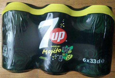 7up saveur mojito - Produit