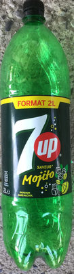 Boisson sans alcool mojito 7up - Product - fr