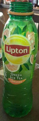 Lipton Green Ice Tea saveur agrume - Produit - fr