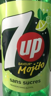 7up saveur mojito free - Product