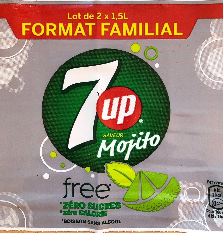 7up Mojito - Produit - fr
