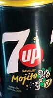 7UP saveur mojito 15 cl - Produit - fr