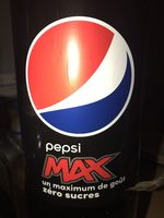 Max un maximum de goût zéro sucres - Prodotto - fr