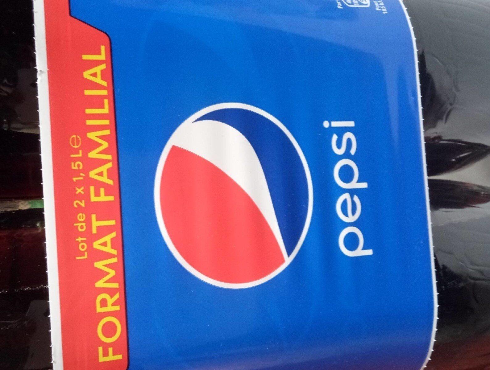 Pepsi (format familial) - Prodotto - fr