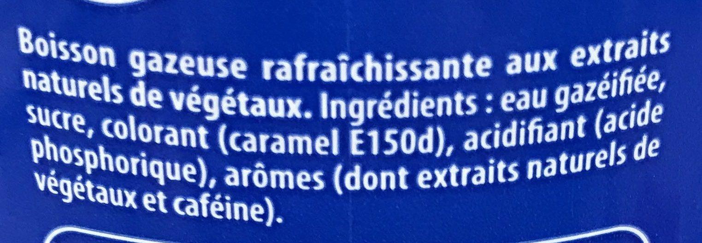 Pepsi (format familial) - Ingredienti - fr