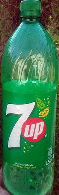 7UP aux Arômes naturels de citron et citron vert 1,5 L - Produit - fr