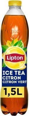 Lipton Ice Tea saveur Citron Citron Vert - Prodotto - fr