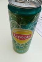 Lipton green ice tea - Produit - fr