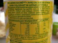 7UP Lemon Lemon Citronnade gazeuse citron 1,25 L - Prodotto - fr
