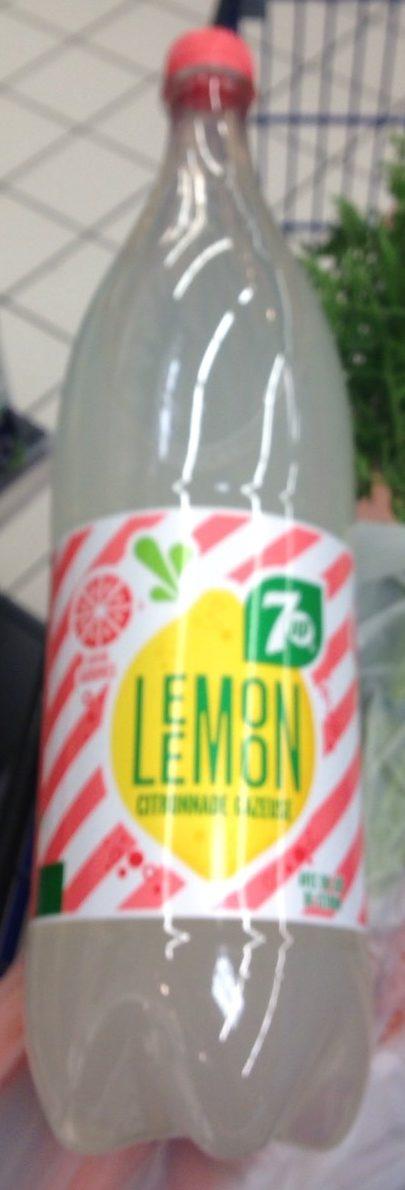 7UP Lemon Lemon Citronnade gazeuse saveur agrumes 1,25 L - Prodotto - fr