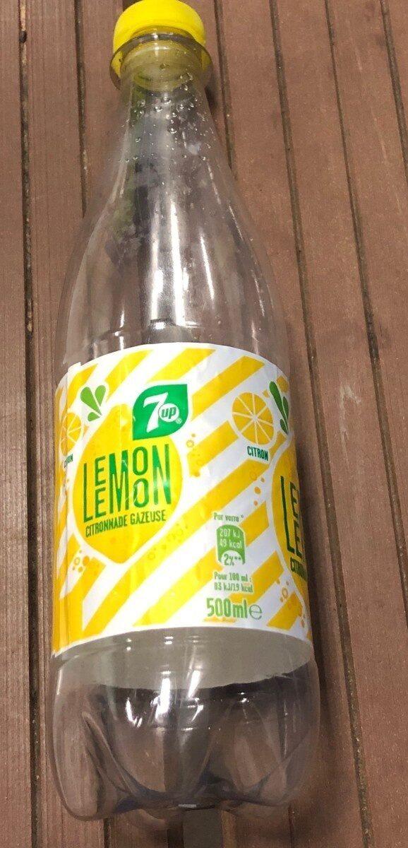 7UP Lemon Lemon Citronnade gazeuse citron - Prodotto - fr