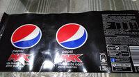 Pepsi max zero - Product
