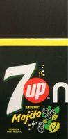 7UP saveur mojito mini cans 8 x 15 cl - Prodotto - fr