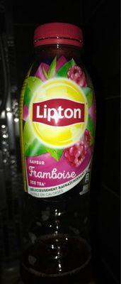 Ice tea saveur framboise - Produit - fr