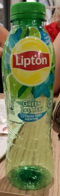 Green ice tea menthe citron vert - Produit - fr