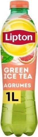 Lipton Green Ice Tea saveur agrume 1 L - Produit - fr