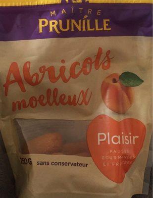 Abricots moelleux - Produit