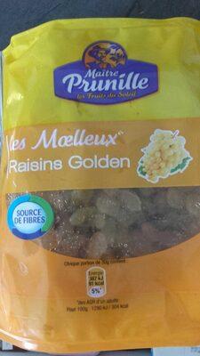 Les Moelleux Raisins Golden - Produit - fr