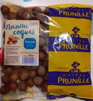Noisettes coques - Produit - fr