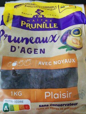 Pruneaux d'Agen avec noyaux - Produit - fr