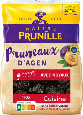 Pruneaux d'agen avec noyaux - Prodotto - fr
