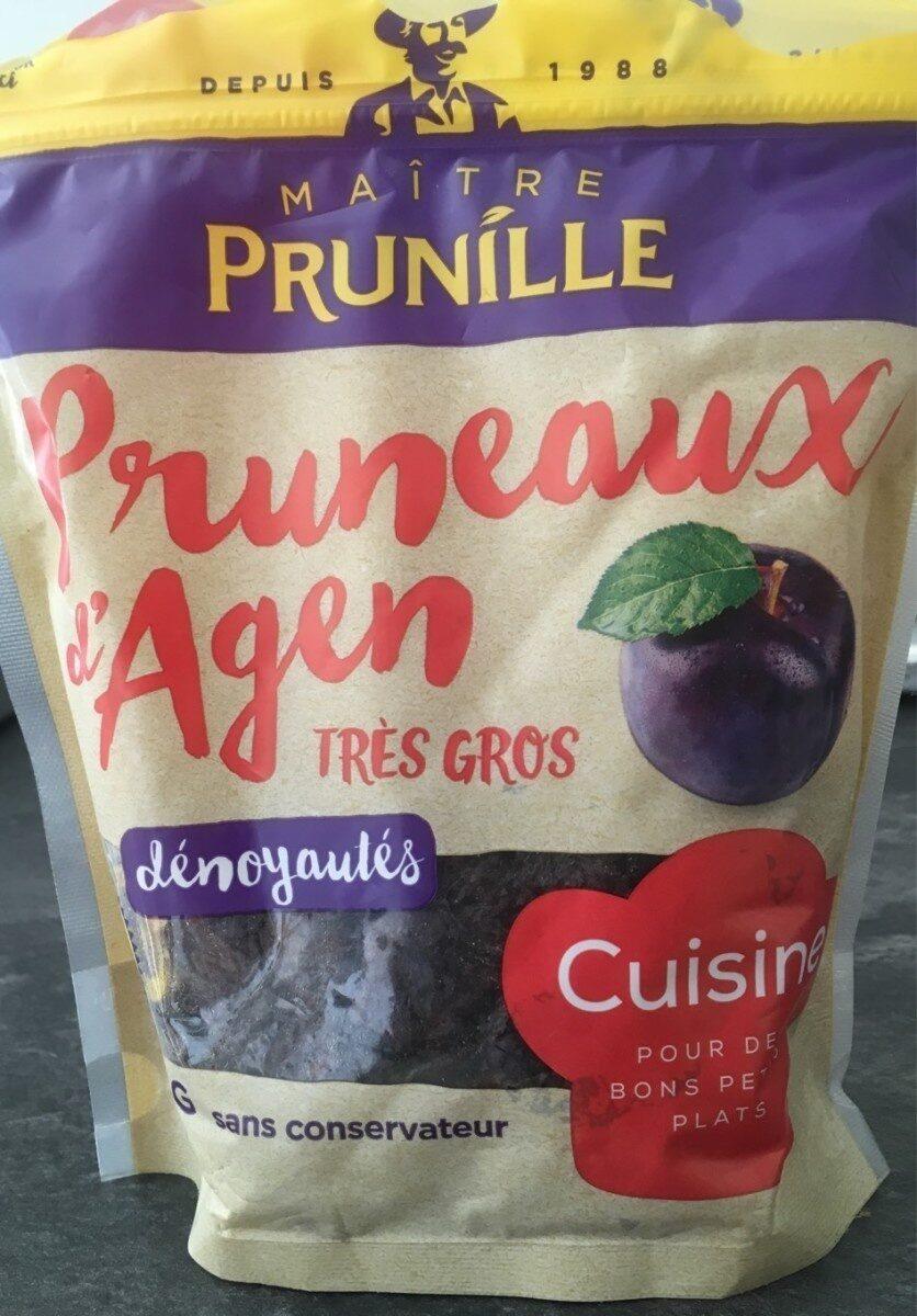 Pruneaux d'Agen Dénoyautés - Produit - fr